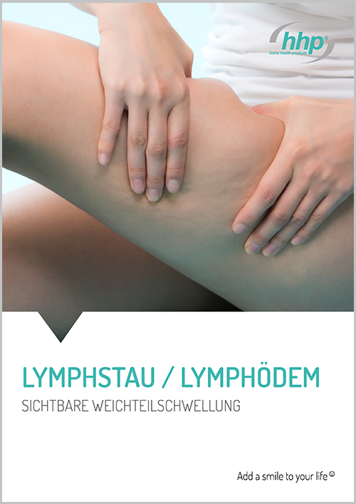 Lymphstau - Ursachen, Symptome von Lymphstau - hhp.de